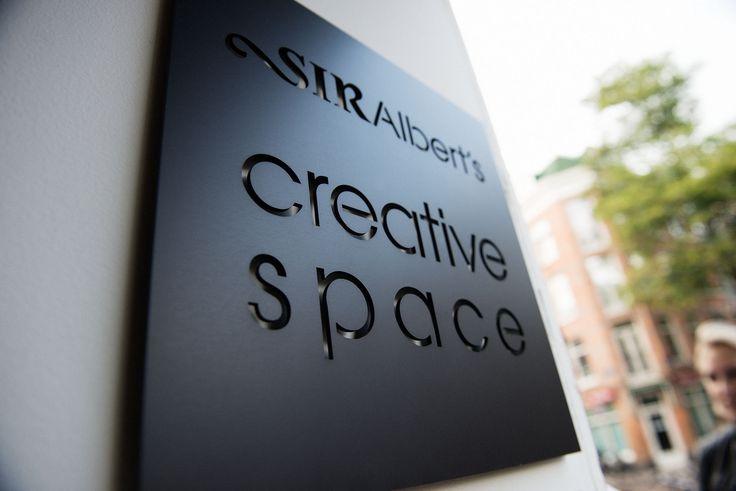 inspirerend feestje ter gelegenheid van opening Creative Space van Sir Albert boutique hotel Amsterdam