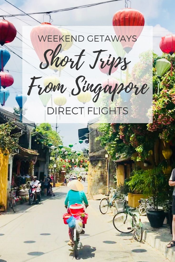 Short Trips From Singapore Best Weekend Getaways From Singapore And Ideas For A Short Getaway From Singapore Awes Short Trip Short Getaways Weekend Getaways