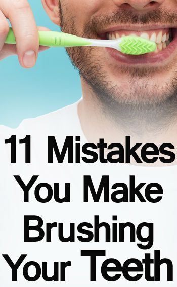 11 Mistakes To Avoid While Brushing Teeth | Toothbrush, Mouthwash, Floss & Dental Care Tips