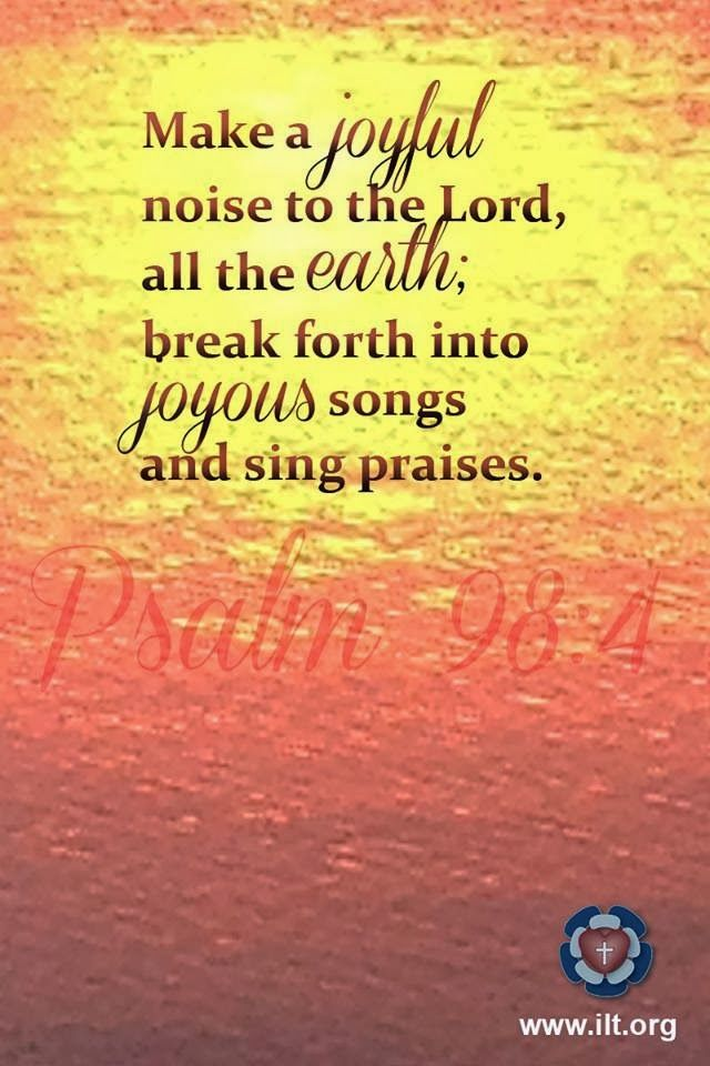 17+ best images about Joyful Noise on Pinterest | Lutheran ...
