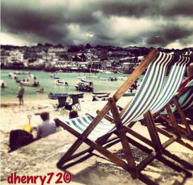 St.Ives Harbour, Cornwall