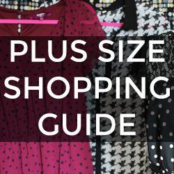 Mein Plus Size Shopping Guide: Wo finde ich in Deutschland schöne Kleidung in großen Größen? Offline oder Online? Lohnt es sich, im Ausland zu bestellen?