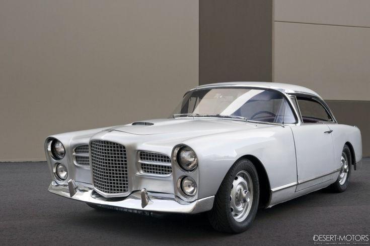 1960 Facel Vega HK500 Two Door Coupe