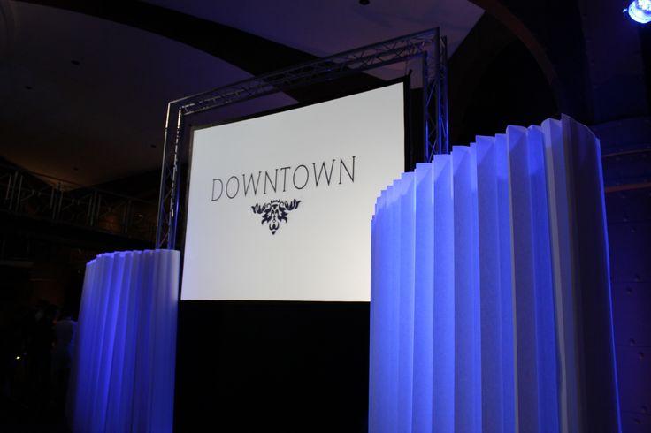 Downtown - Desfile 2013 - diseñadoras Laura Medrano y Esther Santander.