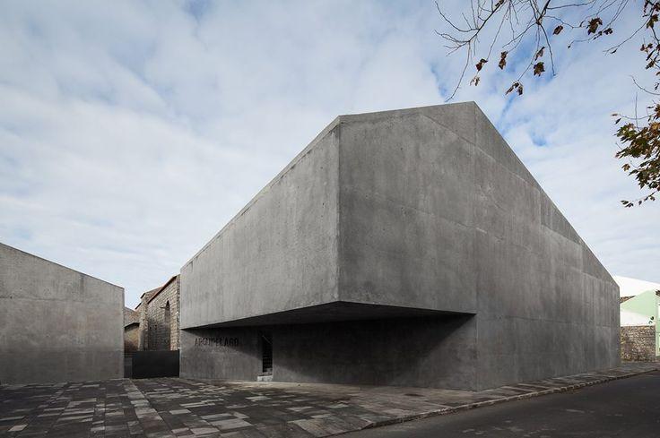 Arquipélago - Centro de Artes Contemporâneas, by Menos é Mais Arquitectos Associados and João Mendes Ribeiro.