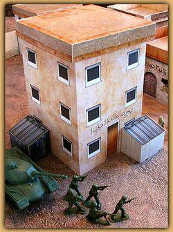 Make Combat Storm Buildings & Papercrafts.