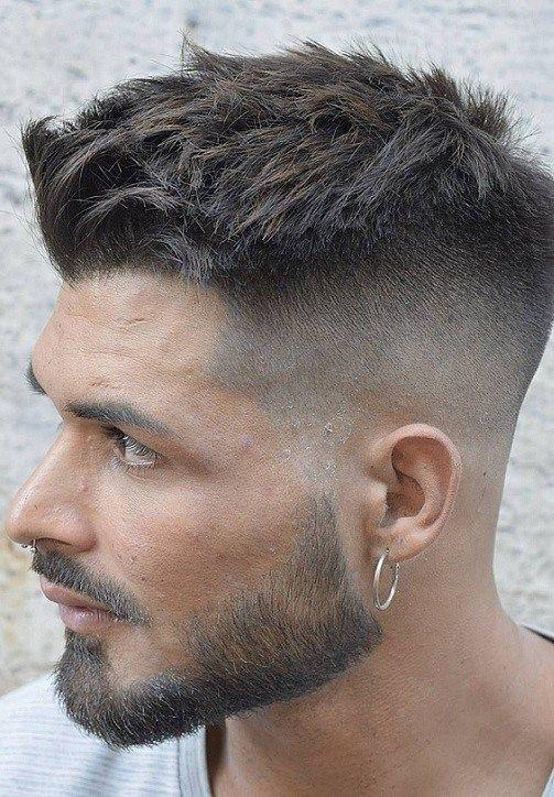 41 Short Haircut Ideas for Men 2019