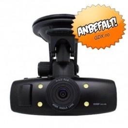 Kjøp HD Bilkamera m/ G-Sensor & Ferdskriver - GDX.no - Kamera for kjøretøy