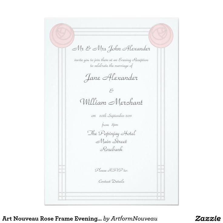 94 best Wedding - Invitations images on Pinterest | Invitations ...