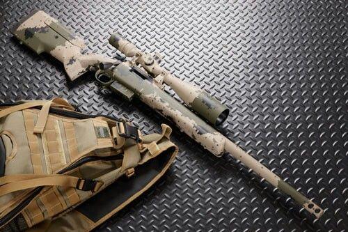 Nighthawk Custom Sniper Rifle