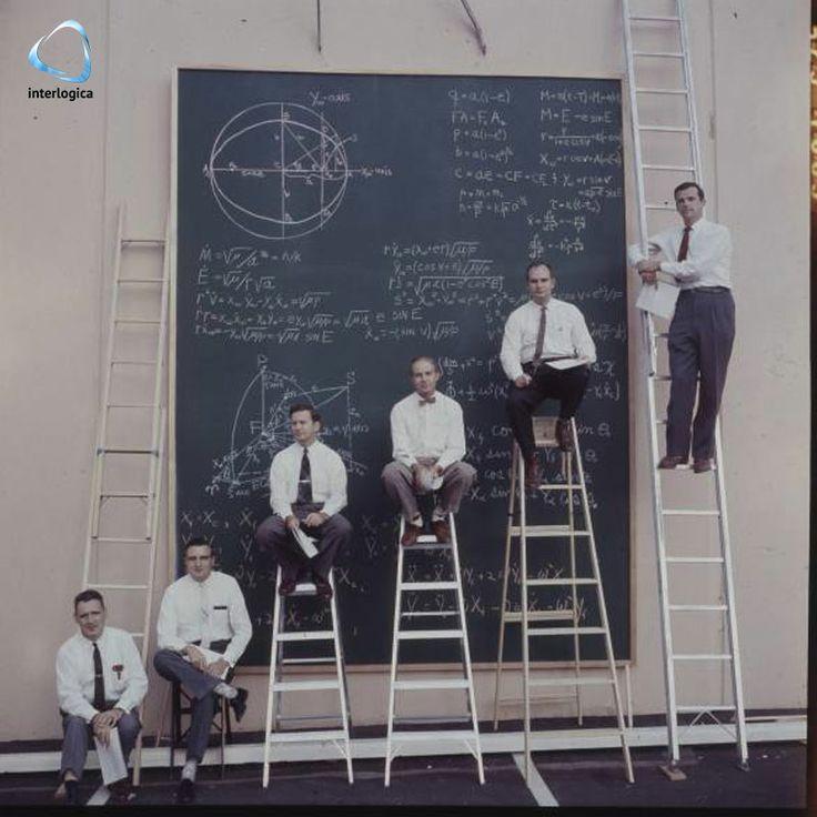 Nasa scientists.
