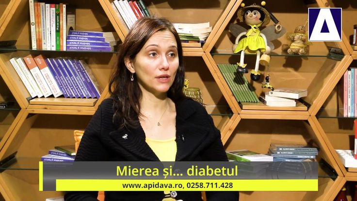In Arena - Mierea si diabetul