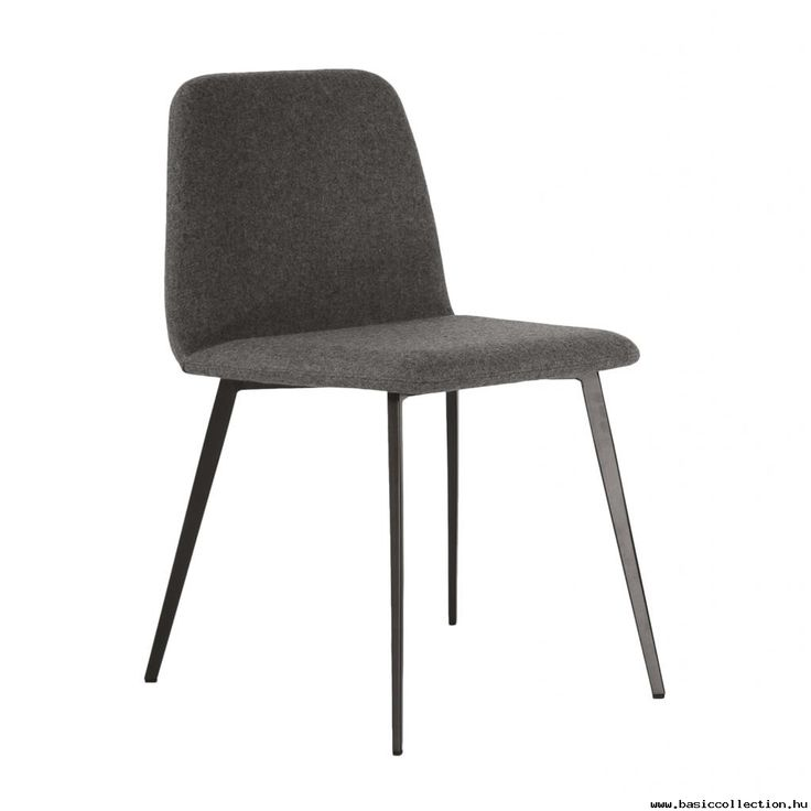 Vigo chair #basiccollection #upholstered #metal