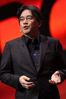 R.I.P. Satoru Iwata (1959-2015)