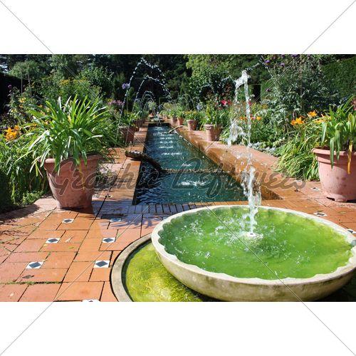 84 best Mediterranean Spanish Gardens images on Pinterest