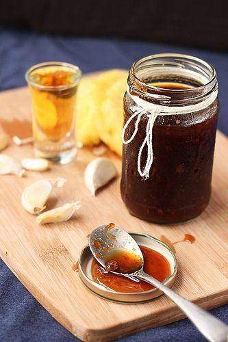#recipes Copycat Jack Daniels Glaze...  Yummmmmmm!!!