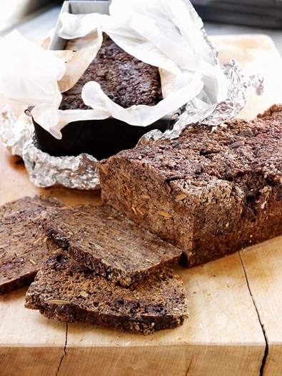 Three Danish Rye bread recipes