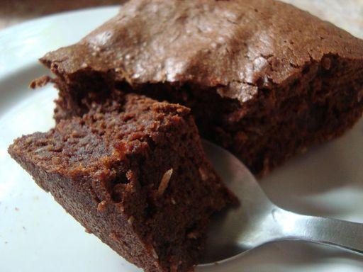 Fondant au chocolat et aux noix - Recette de cuisine Marmiton : une recette