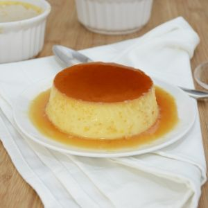Caramel Flan - Colombian Food - Colombian Food Recipes