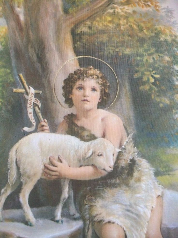 286 best easter gifts images on pinterest easter gift spiritual jesus child lamb linen print cromo italy ready to frame 8 x 10 christian picture christian picturesreligious giftsreligious arteaster negle Gallery