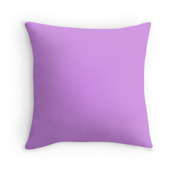 Bright Lilac - Colorful Home Decor Ideas ! Throw Pillows - Duvet Covers - Mugs - Travel Mugs - Wall Tapestries - Clocks - Acrylic   Blocks and so much more ! Find the perfect colors for your Home: Makeitcolorful.redbubble.com