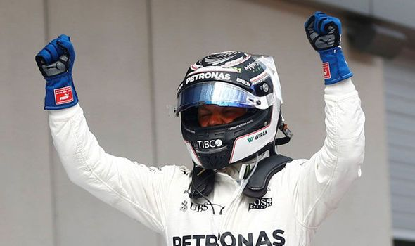 Valtteri Bottas storms to victory at the Austrian Grand Prix with Lewis Hamilton in fourth
