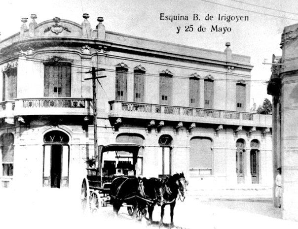 Irigoyen y 25 de mayo punta alta con carruaje en primer plano irigoyen y 25 de mayo punta alta con carruaje en primer plano thecheapjerseys Image collections