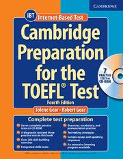G 0-40/1411 - Cambridge Preparation for the TOEFL® Test (fourth edition) [Imagen de: www.cambridge.org]