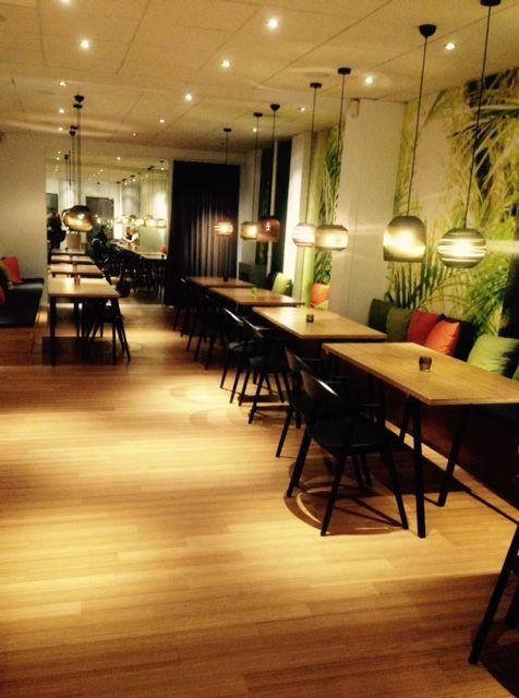 New Botaniq interior...