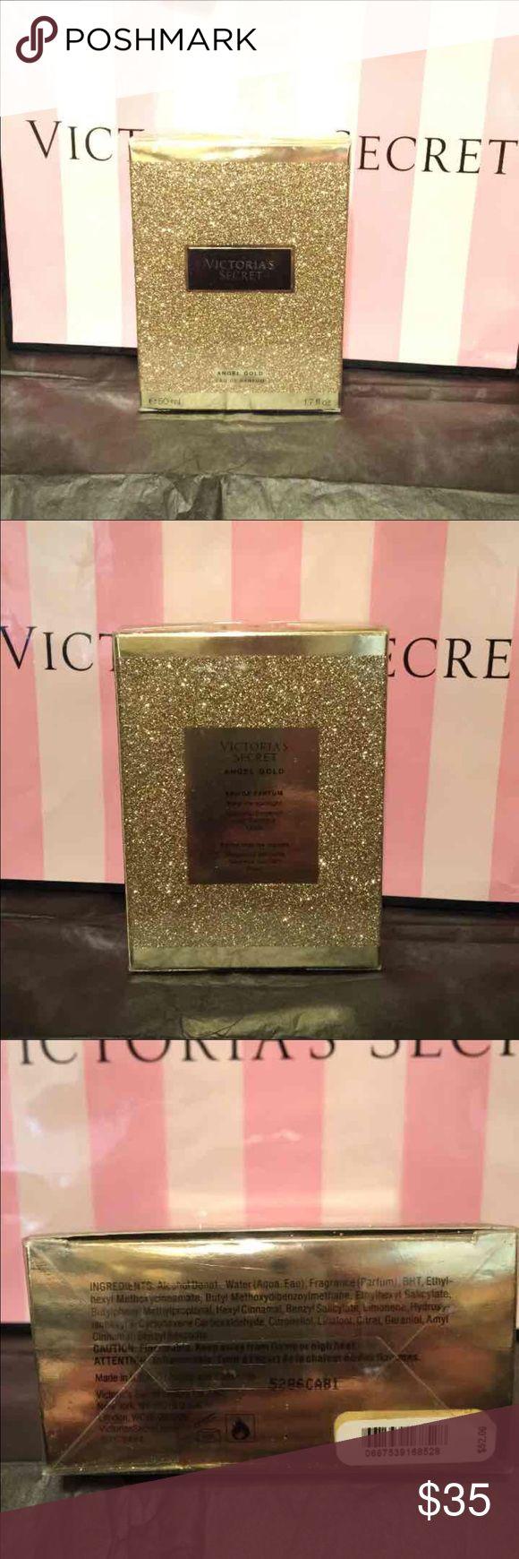 Victoria's Secret Perfume Victoria's Secret Parfum. Scent is Angel Gold. 50 ml... 1.7 oz bottle. Never been used, still in original unopened box. Victoria's Secret Other