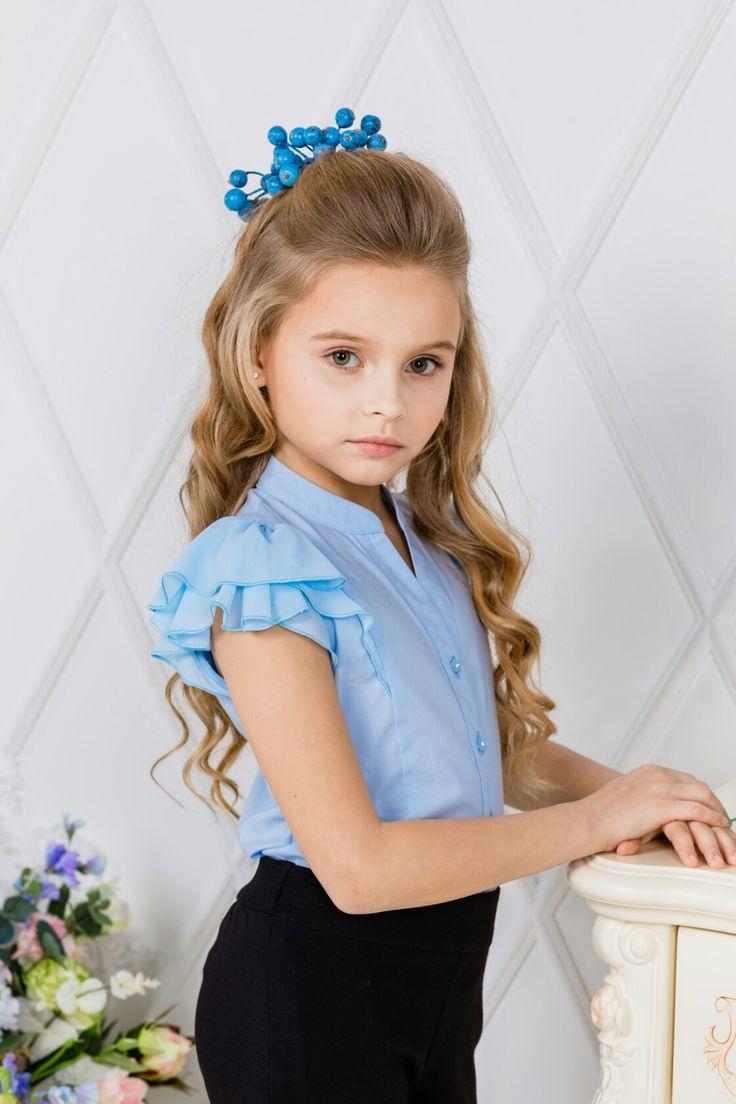 Школьная форма 2017, школьные блузки, Фантазеры