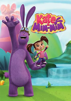 Premiering on Disney Junior this December Kate and Mim-Mim