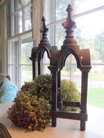 Mikey Fuller | Interiors: Gothic Chic Fall