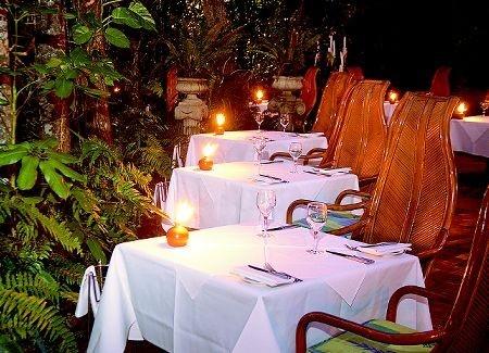 Nautilus (rainforest) Restaurant, Cairns.