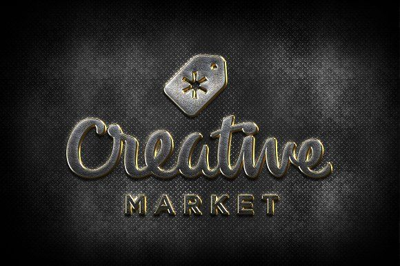New Chrome Style by Chuhe86 on @creativemarket