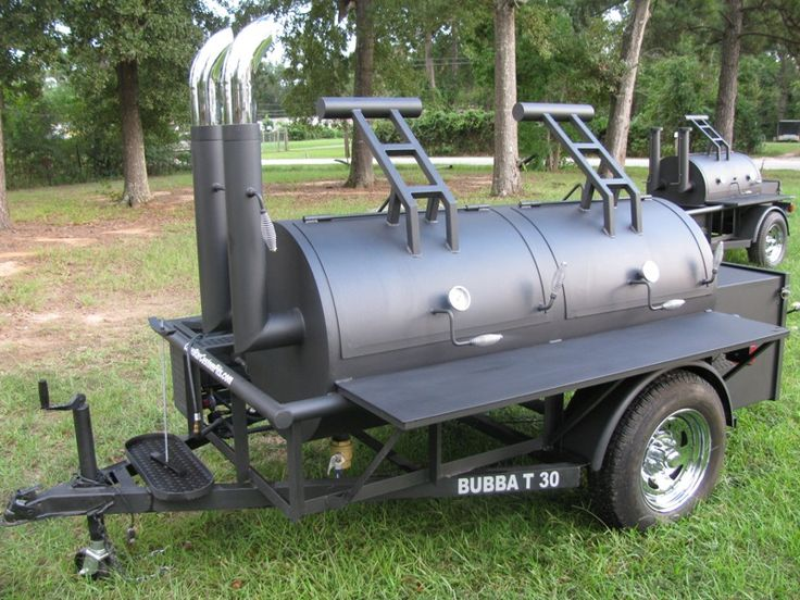 Hello and welcome to BBQ Pitbuilders!  I'm a bit of a BBQ fan, can you tell?  Here you will find a tutorial for building your own smoker, plenty of links to extremely useful and interesting sites, delicious BBQ recipes and tons of pics of both home built and pro-made BBQ smokers and grills.  I hope you enjoy yourself and will bookmark us or subscribe to my RSS or ATOM feeds.  I am adding new content pretty much daily.  My name is Mike, and this is BBQ Pitbuilders.