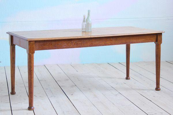 Antique Refectory Table   vinterior.co