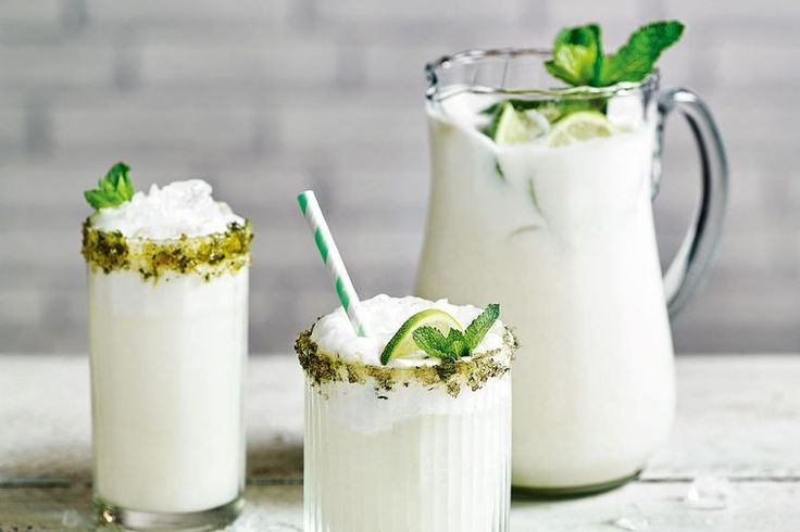Get ready for some booty shaking. These latin cooling cocktails set the pace for a night of dancing.