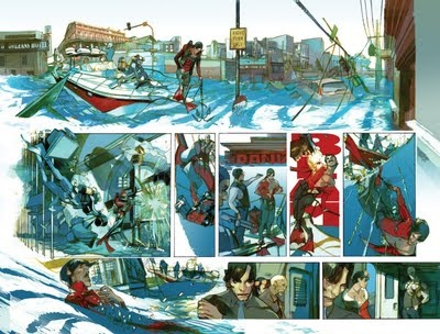 The Last Days of American Crime by Greg Tocchini
