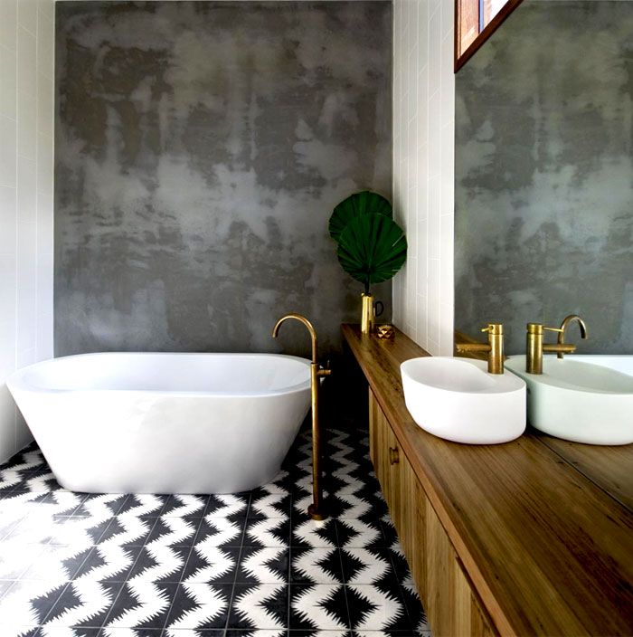 Hottest Bathroom Fall Trends 2017 For Your Next Project ➤To see more Luxury Bathroom ideas visit us at www.luxurybathrooms.eu #bathroom #homedecorideas #bathroomideas @BathroomsLuxury