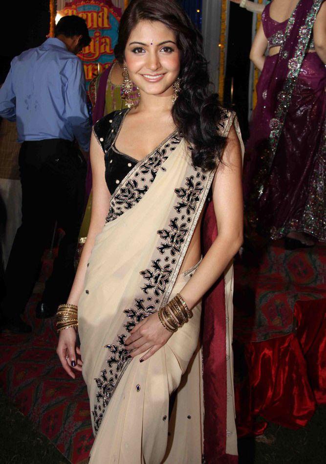 love, love, love this saree blouse!