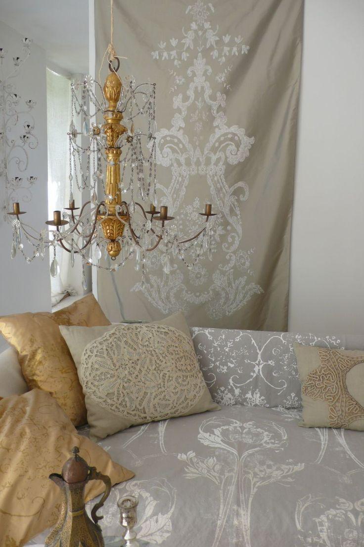 Carolyn Quartermaine textile designer