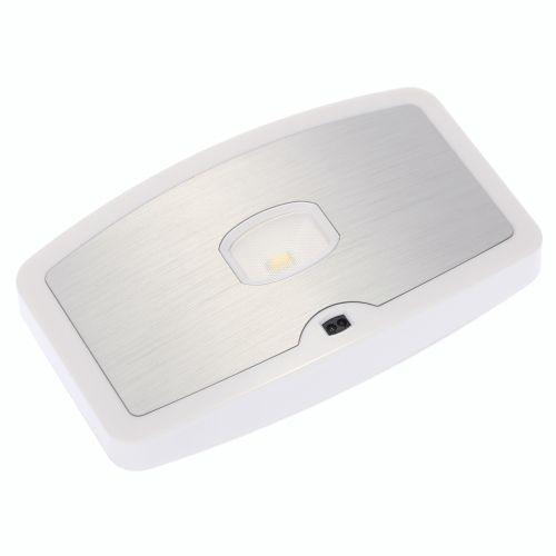 0.7W LED Motion Waving Sensor Night Light Human Induction Lamp Emergecny Light Stick-on Anywhere Battery Operated for Bedroom Closet Cabinet Hallway Pathway