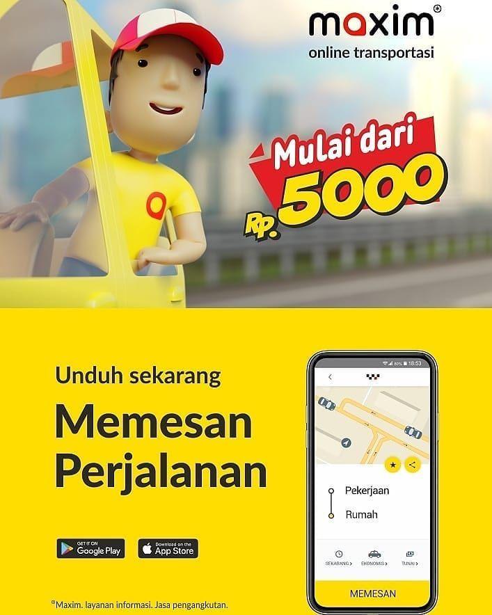 Tarif Maxim Bike Murah Gaes Mulai Dari 5k Yuk Download Aplikasi Maxim Di Playstore Dan Masuk Kode Promo Drv22774951 Biar Ka Logo Aplikasi Bepergian Instagram
