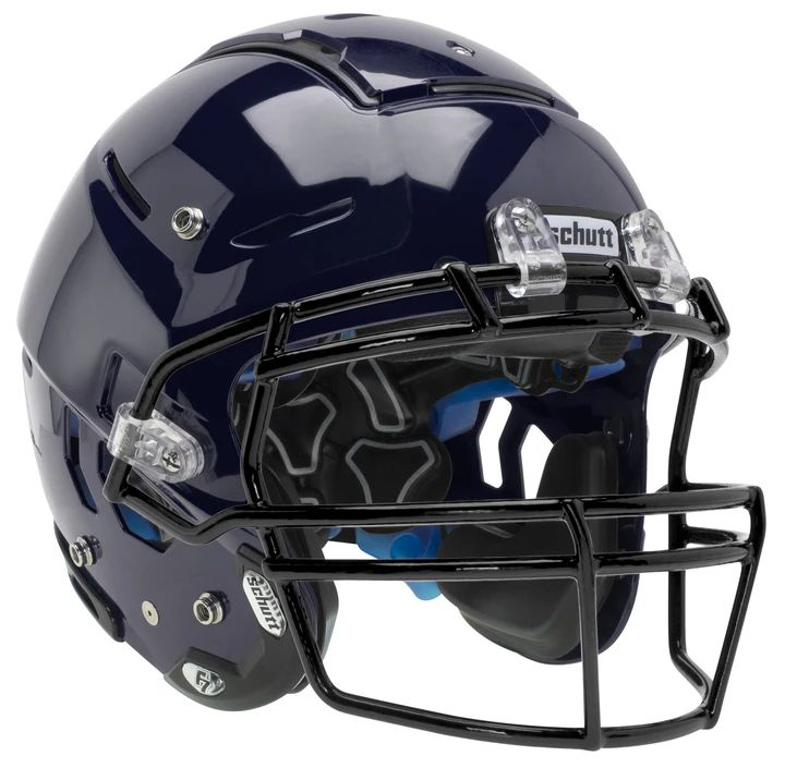Schutt f7 lx1 youth football helmet wcarbon steel