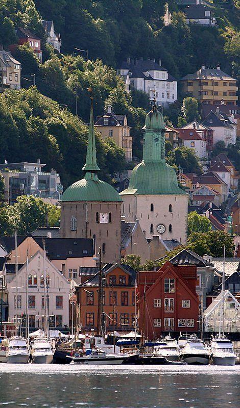 Bergen, Norway | by Jürgen Kurlvink