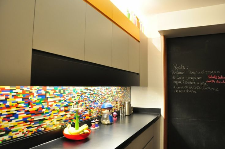 Küchenrückwand Ideen – So gestalten Sie den Fliesenspiegel