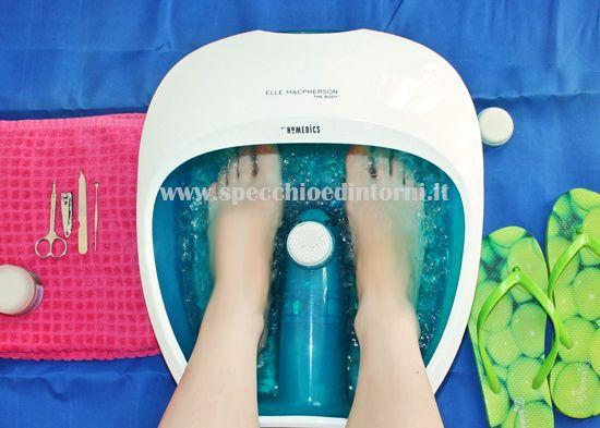 pedicure fai da te beauty blog consigli