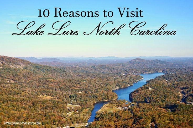 Visiting Lake Lure and Rutherford County, North Carolina