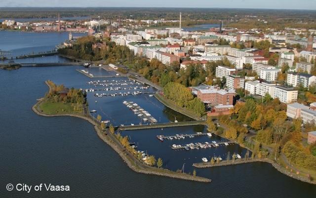 Räätälinsaari @ Vaasa. www.visitvaasa.fi. Photo: Jaakko J Salo